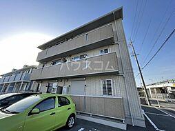 JR東海道本線 豊橋駅 バス10分 吉川下車 徒歩6分の賃貸アパート