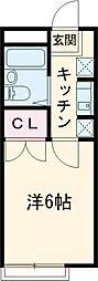 【敷金礼金0円!】ハイム清閑