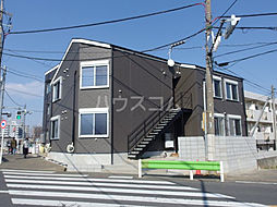 京王線 聖蹟桜ヶ丘駅 徒歩13分の賃貸アパート