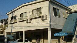 東急田園都市線 青葉台駅 バス12分 中谷都下車 徒歩1分の賃貸アパート