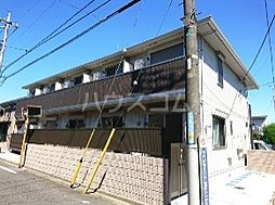 西武新宿線 花小金井駅 徒歩6分の賃貸アパート