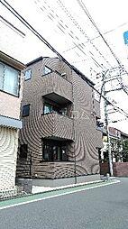 西武多摩川線 新小金井駅 徒歩11分の賃貸アパート