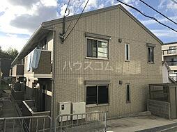 北大阪急行電鉄 桃山台駅 徒歩23分の賃貸アパート