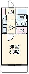 小田急江ノ島線 湘南台駅 バス10分 田方下車 徒歩5分の賃貸アパート