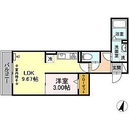 仮)-room松鴻町C棟