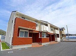 JR両毛線 岩宿駅 徒歩25分の賃貸アパート