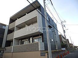 JR武蔵野線 東松戸駅 徒歩9分の賃貸アパート