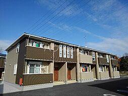 湘南新宿ライン高海 本庄駅 バス7分 四方田下車 徒歩10分の賃貸アパート