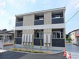 東武日光線 新鹿沼駅 徒歩14分の賃貸アパート