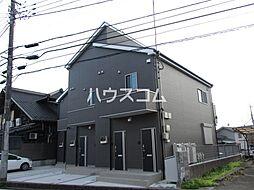 JR総武本線 都賀駅 徒歩9分の賃貸アパート