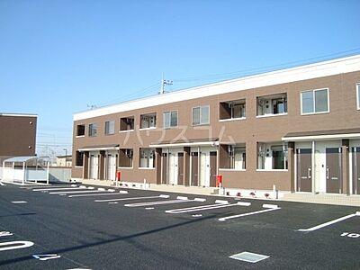 外観,1LDK,面積56.54m2,賃料5.8万円,つくばエクスプレス みどりの駅 徒歩35分,,茨城県つくば市みどりの東