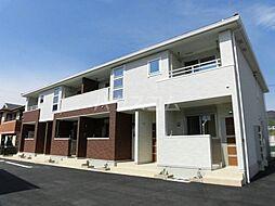 JR東海道本線 二川駅 バス3分 住宅前下車 徒歩5分の賃貸アパート
