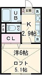 【敷金礼金0円!】小田急小田原線 玉川学園前駅 徒歩11分