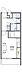 間取り,1K,面積23.18m2,賃料3.0万円,東武伊勢崎線 足利市駅 徒歩15分,,栃木県足利市朝倉町3丁目4-17
