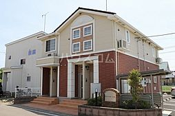 東武伊勢崎線 茂林寺前駅 徒歩5分の賃貸アパート