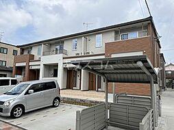 名古屋臨海高速あおなみ線 中島駅 徒歩25分の賃貸アパート