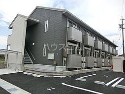 近鉄名古屋線 霞ヶ浦駅 徒歩12分の賃貸アパート