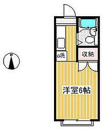 🌟敷金礼金0円!🌟京王高尾線 山田駅 徒歩4分
