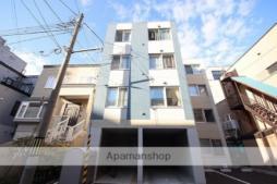 札幌市営南北線 幌平橋駅 徒歩5分の賃貸マンション