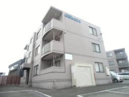 JR千歳線 北広島駅 徒歩16分の賃貸マンション