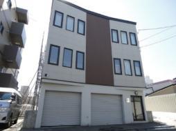 札幌市営東西線 南郷13丁目駅 徒歩4分の賃貸アパート