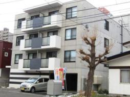 札幌市電2系統 ロープウェイ入口駅 徒歩4分の賃貸マンション