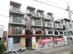 札幌市電2系統 西線14条駅 徒歩3分の賃貸マンション