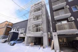札幌市電2系統 西線14条駅 徒歩2分の賃貸マンション
