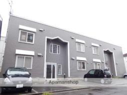 道南いさりび鉄道 五稜郭駅 徒歩18分の賃貸アパート
