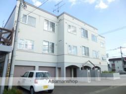 JR千歳線 平和駅 徒歩14分の賃貸アパート