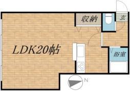 【敷金礼金0円!】シャロングレース北34条