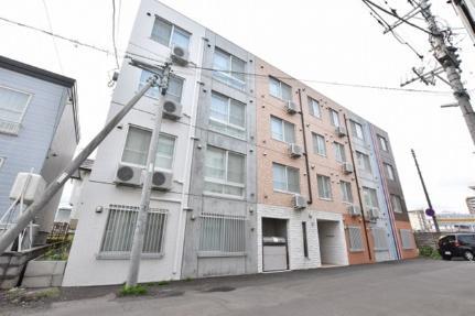 エヴァ麻生 3階の賃貸【北海道 / 札幌市北区】