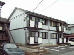 JR内房線 君津駅 バス10分 県営住宅入口下車 徒歩5分の賃貸アパート