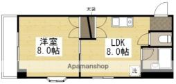 西川原駅 3.5万円