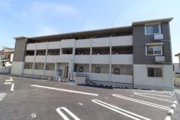 JR津山線 法界院駅 徒歩11分の賃貸アパート