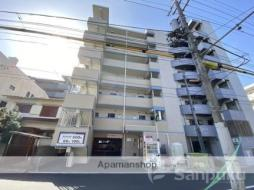 伊予鉄道環状線(JR松山駅経由) 赤十字病院前駅 徒歩2分の賃貸マンション
