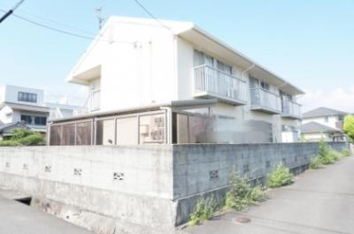 外観,3DK,面積45.8m2,賃料4.0万円,バス 川上下の町下車 徒歩2分,,愛媛県東温市南方