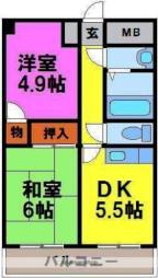 【敷金礼金0円!】アルテハイム大野城
