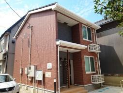 JR越後線 新潟駅 バス14分 東中通下車 徒歩3分の賃貸アパート