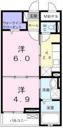 小作駅 6.4万円