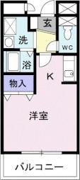 小手指駅 5.8万円