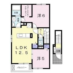 大麻生駅 5.9万円