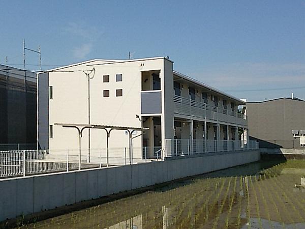 レオネクスト土師新町[102号室]の外観